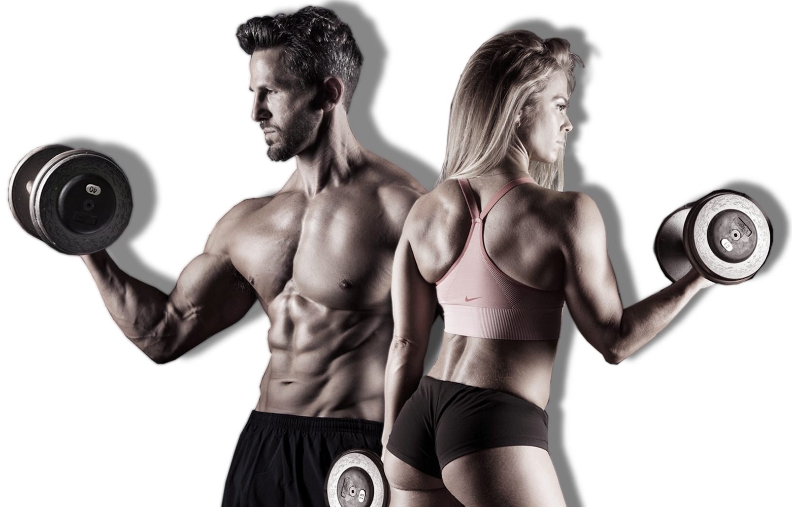 Certified personal trainers, Larry Cook and Brittney Bell, incorporate a balance of three essential elements that, not only effectively shape your body, but improve your health and overall quality of life, too.